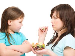 Por que algumas crianças são seletivas na hora de comer?