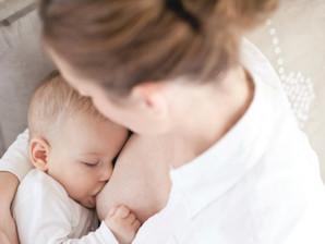 Brasileiras são campeãs em amamentação e doação de leite materno