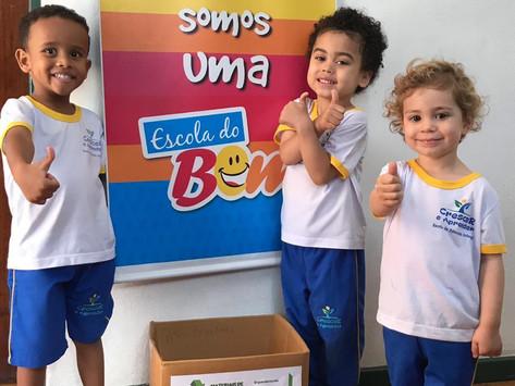 Escolas de Jundiaí se tornam pontos de coleta de sobras de materiais de escrita