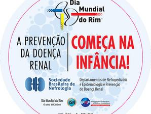 Prevenção da doença renal desde a infância é o melhor remédio