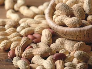 Comer amendoim desde cedo reduz risco de alergia