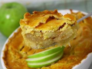 Apple pie (Torta de maça)