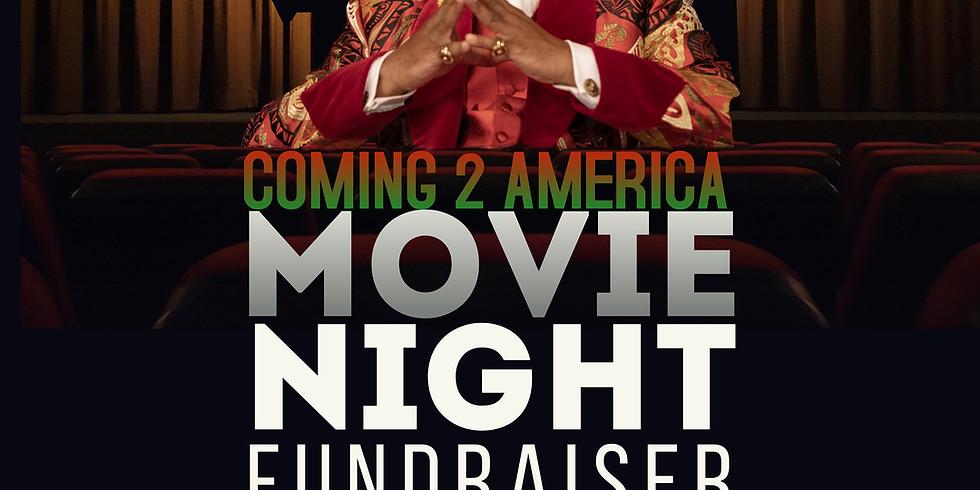 Coming 2 America Movie Night