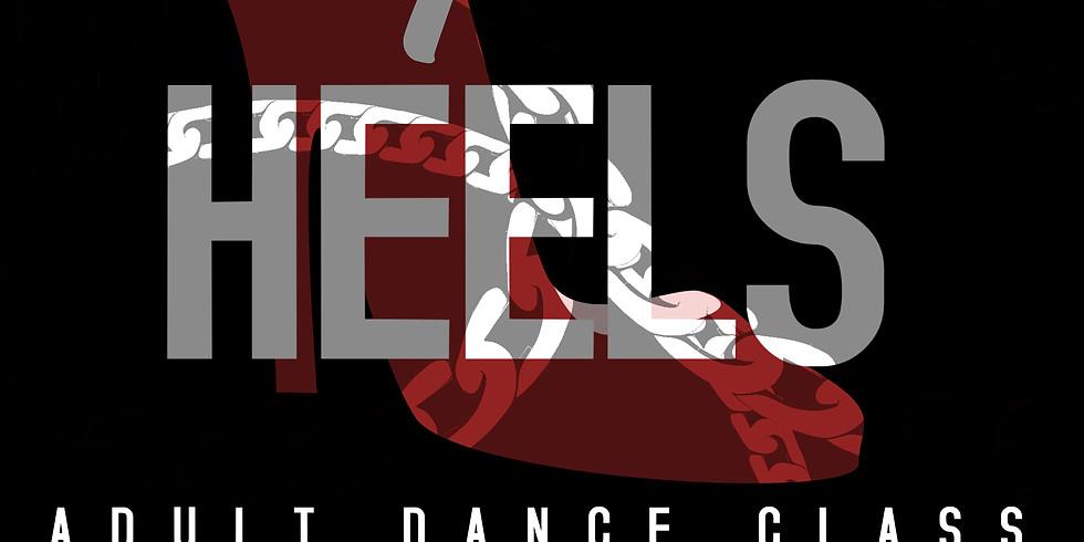 BALAA Legacy presents Hips & Heels: Adult Dance Class