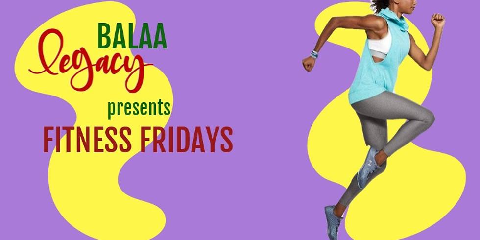 Fitness Fridays: Aerobics