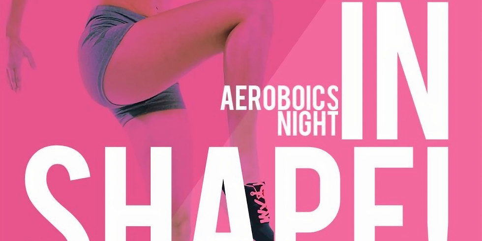 Aerobics with Trainer Donna Reynolds