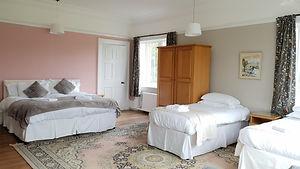 Bedroom One - Kirkfield Guest House