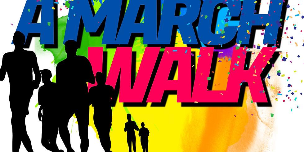 BALAA Brawns presents A March Walk