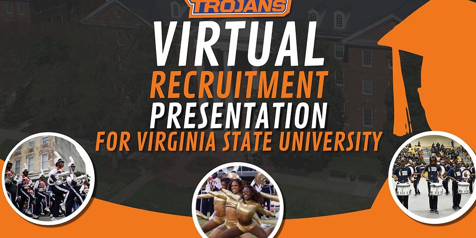 VSU Virtual Recruitment Presentation