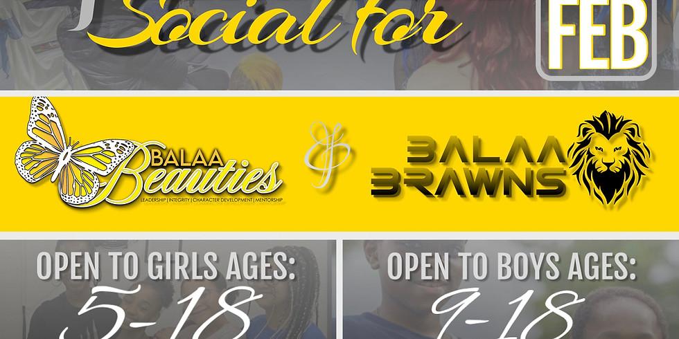 BALAA Beauties & BALAA Brawns Informational