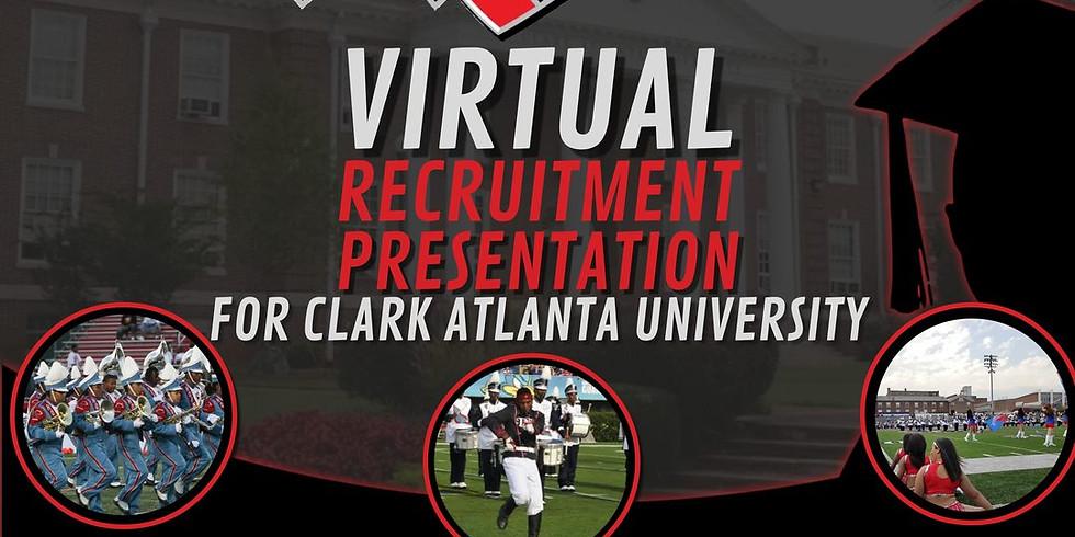 CAU Virtual Recruitment Presentation