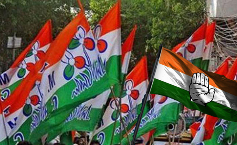 Name of Congress leader in Trinamool committee