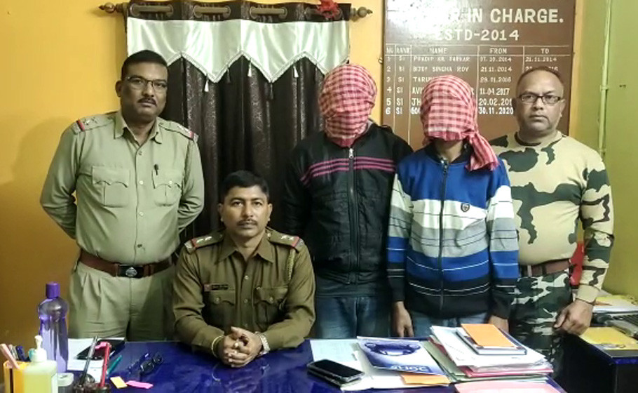 2 persons arrested for student murder at Pukhuria