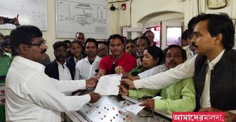 দক্ষিণ ভারত যেতে নতুন ট্রেনের দাবি হরিশ্চন্দ্রপুরে