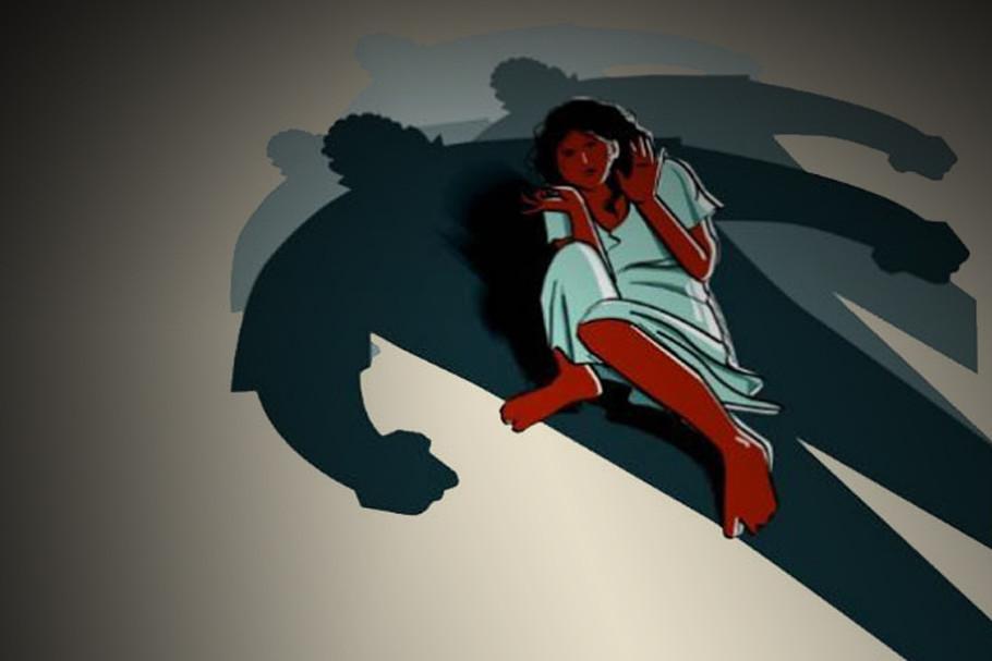 Housewife Raped in gazole