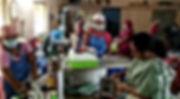 ছয় হাজার লিটার স্যানিটাইজার তৈরি করল এক স্বনির্ভর গোষ্ঠী