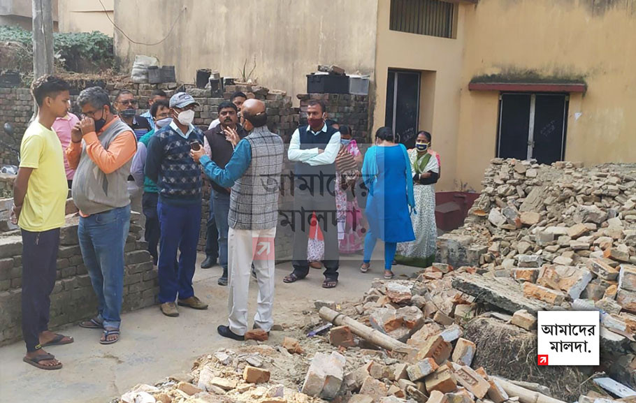School has been demolished without informing the education department