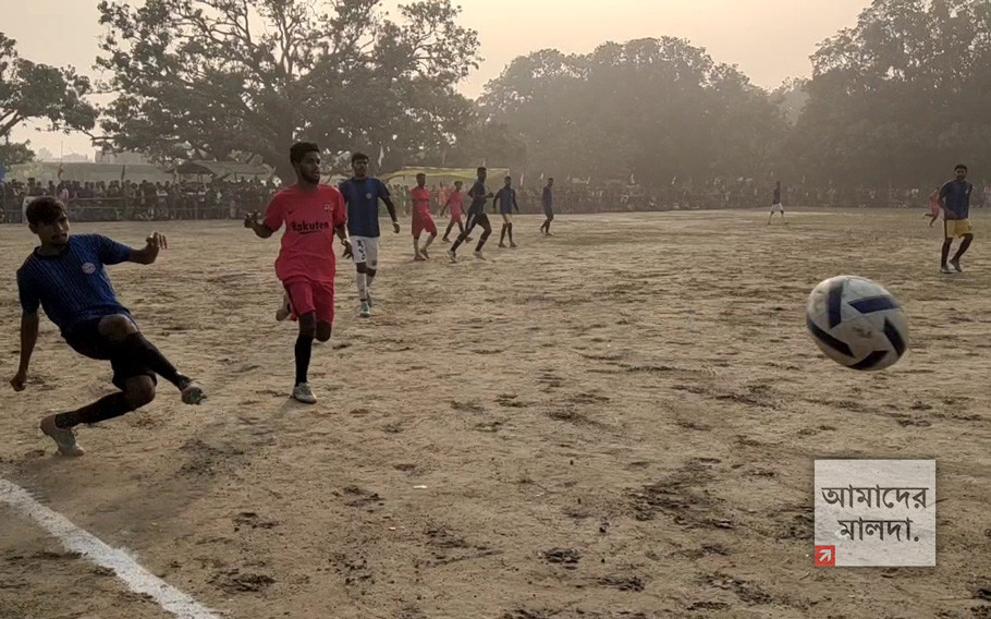 Big crowd gathers for Supercup in Harishchandrapur