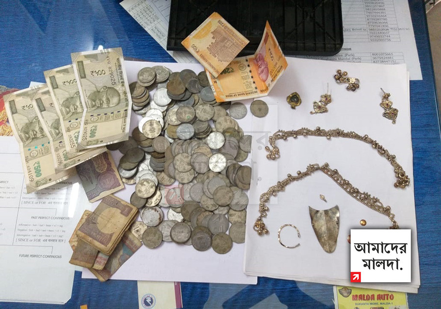 2 thieves nabbed stolen goods recovered in English Bazar