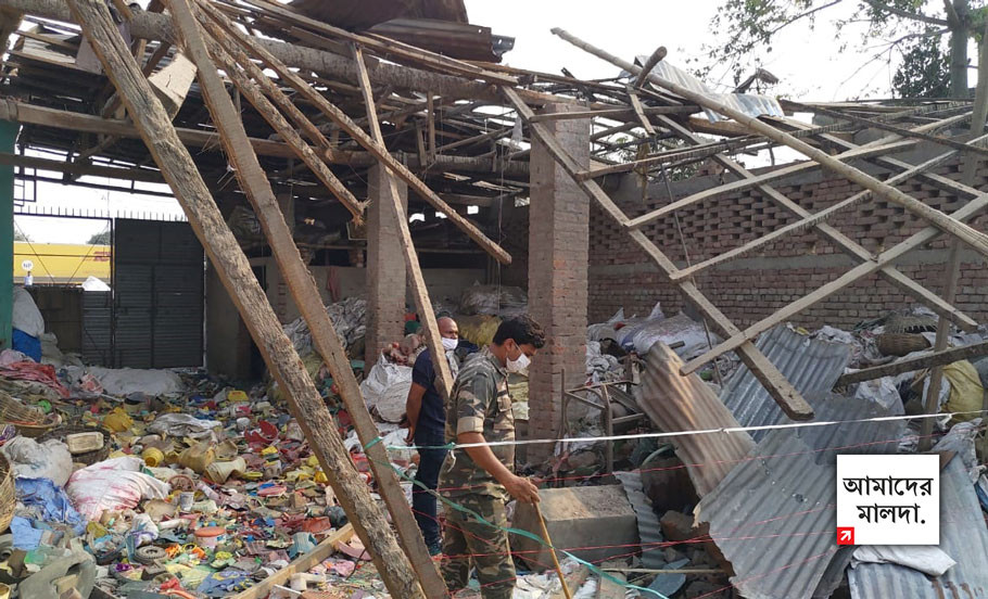 24 hours have passed since the Sujapur plastic factory accident
