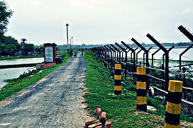 সীমান্তে কাঁটাতার নেই মালদার ৪২ কিমি এলাকায়