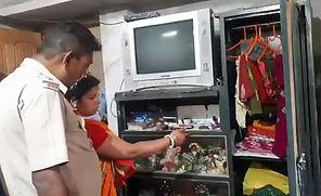 লক্ষাধিক টাকার গয়না ও নগদ টাকা নিয়ে চম্পট দিল চোর