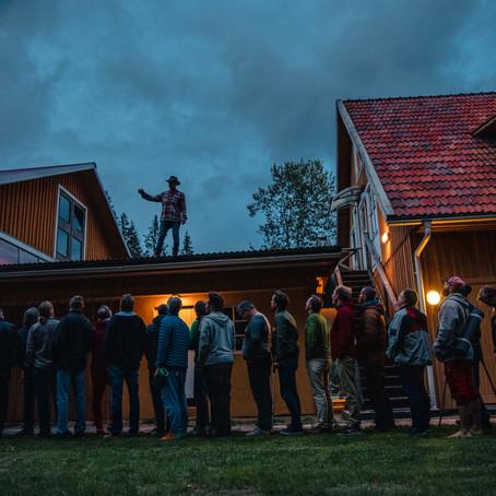 European Men's Gathering in the news