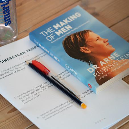 The Making of Men: Book Excerpt