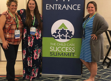 The Childcare Success Summit 2019 - Sam and Abby