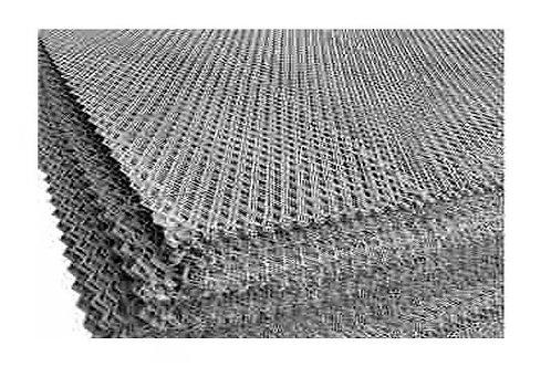 Metal desplegable reforzado
