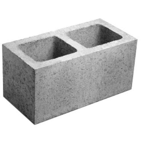 Bloque De Cemento 19x19x39