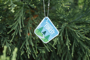 DISCOVER THE FOREST: Geocaching Trackable