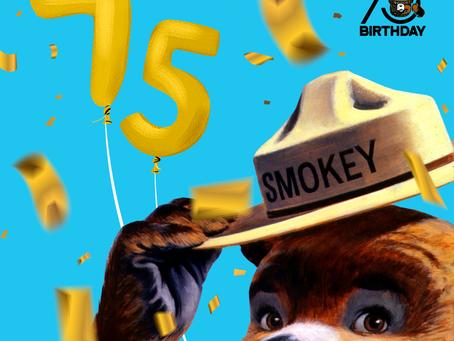 Smokey Bear's 75th