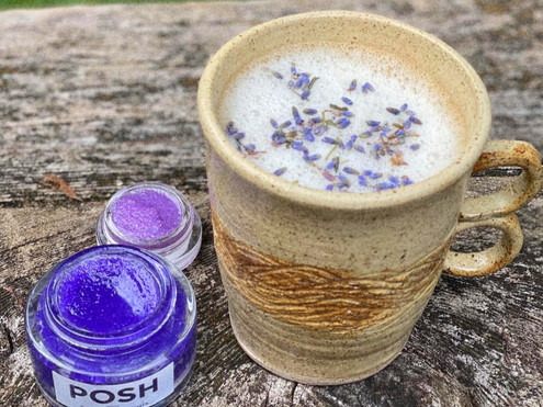 How to Make a Lovely Lavender Latte with PBE