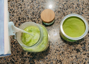 Be Your Own Barista: How to Make a Vegan Matcha Latte