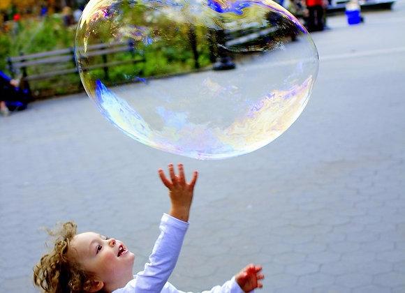 Bubbledad payment: $50