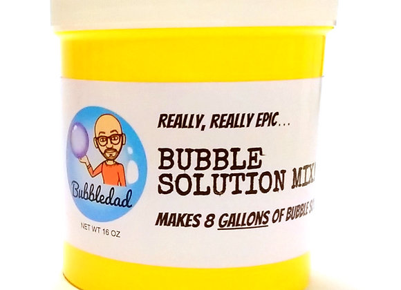 Really Epic Bubble Solution Mix  16oz