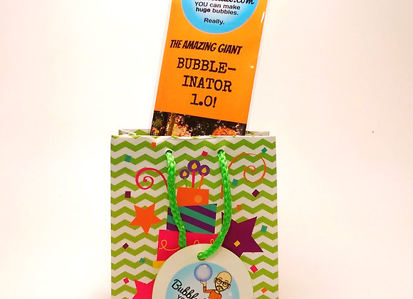 5 Additional Birthday Party Gift Bags ($5 ea)