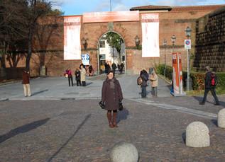 Neste stopp Biennalen i Firenze, 2009
