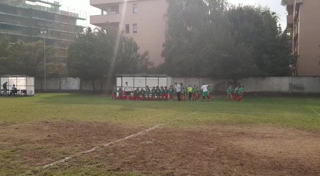 ⚽ U10 Verde - Cielo rossoverde