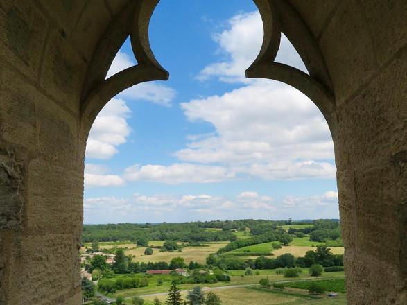 Abbey views, France