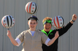 Having a Ball at Bridgeport Unit