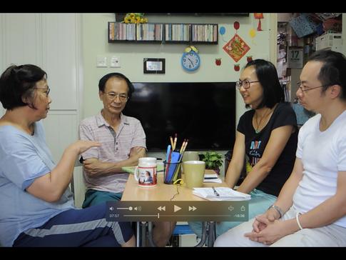 C&G  (張嘉莉 及 鄭怡敏(阿金),  Clara CHEUNG & CHENG Yee Man, Gum