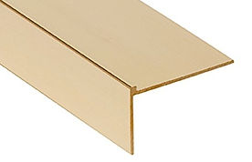 BRASS STAIR EDGE PROFILE