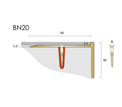 BN20 Nosing