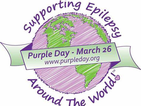 World Purple Day: In aid of Epilepsy