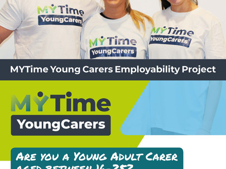 Calling all young carers !!!