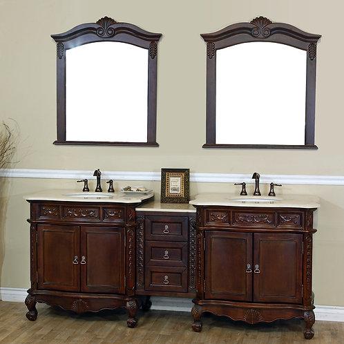 Bathroom Vanity - 202016A-D-CR