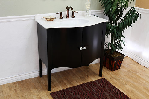 Bathroom Vanity - 203037-B-WH