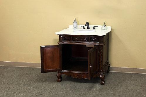 Bathroom Vanity - 202016A-S-CR